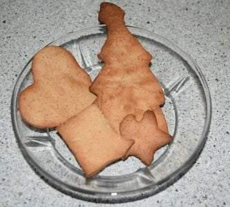 Brunkager og brunkagedej