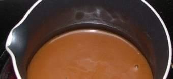 Rødvinssauce - tilberedning af rødvinssovs