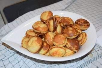 Æbleskiver med kærnemælk