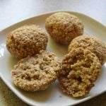 Nemme havregrynsboller der kan være glutenfri